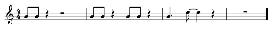Simple Musical Forms c Jam Blues Musical Simple